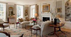 Carol Glasser design | Interior Design Ideas - Home Bunch - An Interior Design & Luxury Homes ... | New house | Pinterest | Furniture Arrangement, Living Rooms…