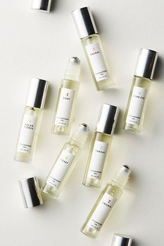 The Fifth Veda Perfume Oils