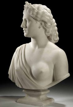 Hope by Hiram Powers, 1866, Smithsonian American Art Museum, Washington, D.C., USA.