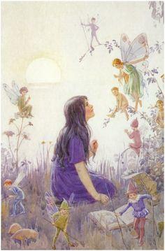 Иллюстрации Margaret Tarrant | 1888-1959гг - affinity4you