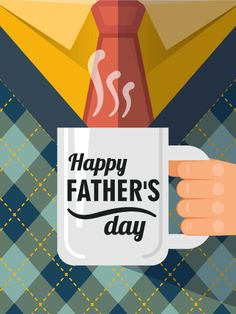 Happy Father's Day Card to Loved Ones on Birthday & Greeting Cards by Davia. It's free, and you also can use your own customized birthday calendar and birthday reminders.