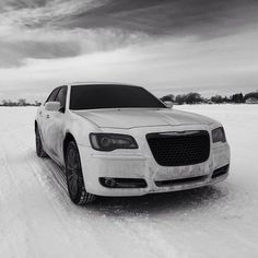 : Nic C. #snowday #snow #winter #Chrysler #Chrysler300 #300 #car #cars #cargram #carsofinstagram #instacar #instacars #auto #instaauto #ride #drive #white