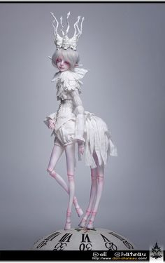 Alan Elf - 51cm Boy, Doll Chateau - BJD Dolls, Accessories - Alice's Collections