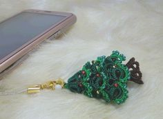 crapaca * タティングレース 小さなクリスマスツリー by kinako.y