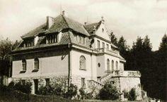Lata 1925-1935 , Willa Koziańskich na Kozińcu.