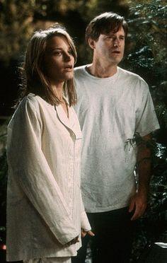 Still of Bridget Fonda and Bill Pullman in Lake Placid