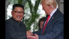 Donald Trump and North Korean leader Kim Jong Un held a largely symbolic summit on Tuesday, and the U. president offered an unexpected concession to the North, saying he would halt joint military exercises with South Korea. Donald Trump, North Korea Kim, South Korea, Happy Presidents Day, Kim Jong Un, Korean Peninsula, Karen, Signs, Human Rights