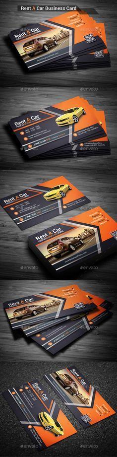 Tarjetas de Presentación - Taxi.
