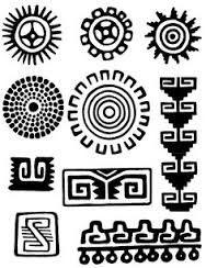 57 Mejores Imagenes De Simbolos Mayas Mayan Symbols Drawings Y Mexico