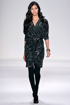 Rebecca Minkoff Fall 2011 Ready-to-Wear