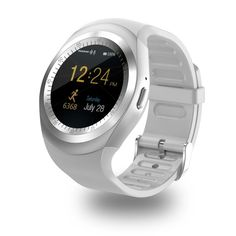 NEW ARRIVAL - Runner's Round Bluetooth Wearable Sports Smart Watch for Android Phones