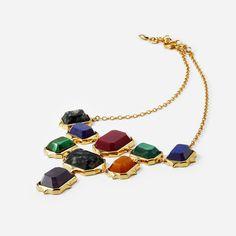 Isharya Rani Rocks Statement Necklace