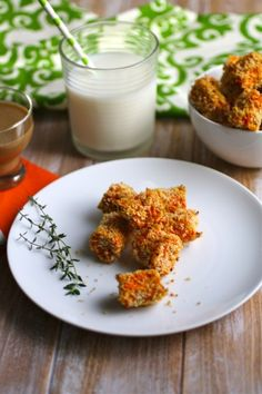 Bacon-Sweet Potato Tots with Maple-Mustard Dip