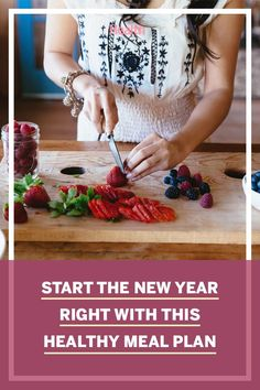 These versatile options pack plenty of nutrients without skimping on flavor, and they'll help you start your year off on a nutritious note. #nye #newyearsgoals #motivation #mealprep