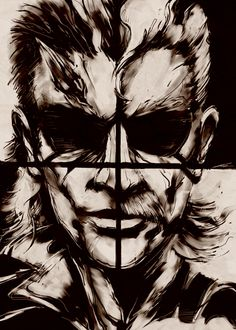 I've discovered Adam Rahman Artwork in the Metal Gear Art Studio. Have a look or choose your own free canvas.