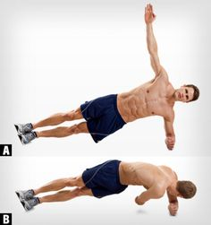 Tack this quick core circuit on to the end of your workout to blast your abs from every angle