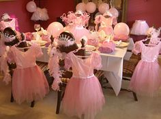 Pretty in Pink Party Package By My Princess Party to Go