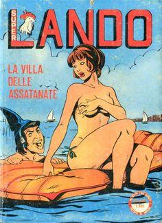 Fumetti Edifumetto, Collana LANDO SUPER