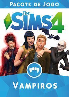 Download The Sims 4 Vampiros (Vampires) Pacote de Jogo + Crack - KnySims