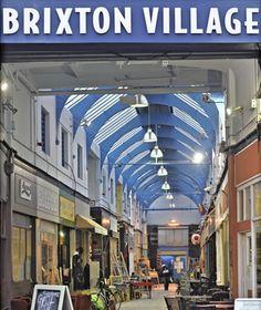 World's Coolest Bazaars: Brixton Village Market
