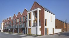 modern 3 storey townhouse - Barratt Developments