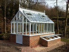 Our Latest creation....... Evan Douce Design's....... (via oldgreenhouses in greenhouses).