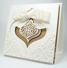 Heirloom Reflections Ornament 2 by lorettal - Cards and Paper Crafts at Splitcoaststampers