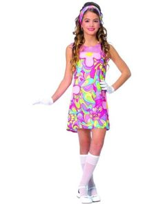 The Groovy Girl Child Costume is the perfect 2019 Halloween costume for you. Show off your Girls costume and impress your friends with this top quality selection from Costume SuperCenter! Hippie Look, Hippie Style, Kids Costumes Girls, Halloween Costumes For Girls, Girl Costumes, Costume Ideas, Halloween Clothes, Halloween 2018, Diy Halloween