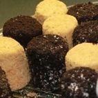 Chickadee Shops: Graham Cracker & Oreo Marshmallows like the ones from The Melting Pot