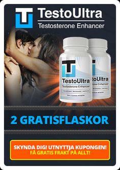 TestoUltra Testosterone Enhancer