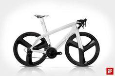 The Bike of the Future! Pricewinning Design Taipei Bike Fair
