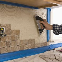 8 Home Improvement Projects Anyone Can Accomplish eHow Home Renovation, Home Remodeling, Kitchen Renovations, Kitchen Remodel, Home Improvement Projects, Home Projects, Home Fix, Diy Home Repair, Up House