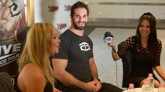 Superstars meet with the WWE Universe in Puebla, Mexico: photos