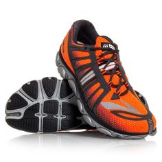 Brooks PureFlow 2 - Mens Running Shoes - I know color shouldn't matter but I like bright running shoes and I love, love my Brooks PureFlow - I am dying to try the PureFlow 2 but have only seen 'em in black - I need to find these orange ones