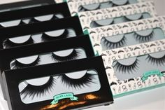 Check out oh my lash.com , they have awesome eyelashes. So many great options! Free shipping for orders over $6.99 is still in effect.