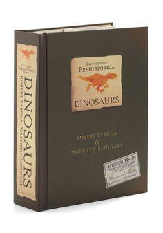 Encyclopedia Prehistorica Dinosaurs - Multi, Dorm Decor, Quirky, Scholastic/Collegiate