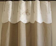 Nos créations de rideaux