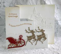 The Pinkshop Blog: Santa's Slaigh
