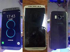 Già pronto il clone cinese del Samsung Galaxy S8