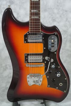 Vintage Guild Thumderbird S-200 (1965) Electric Guitar