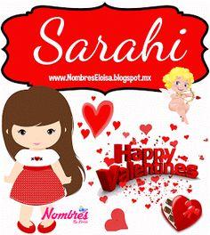 NombresEloisa.Blogspot.mx: Happy Valentines (Nombres Gif)