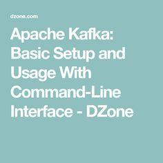 21 Best Apache Kafka images in 2018 | Apache kafka, Good
