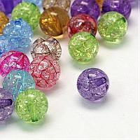 Perles Acryliques Craquelées