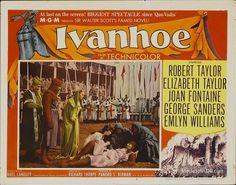 Ivanhoe - Lobby card