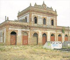 Patrimonio Industrial Arquitectónico: Noticias sobre la antigua estación de Zafra (Badaj...