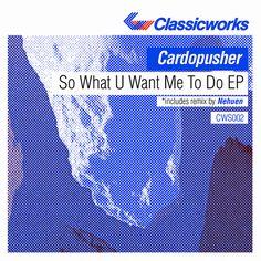 JONA$ EIFR€M » CARDOPUSHER - I KNOW U WILL - WOOOOOOOW! This...
