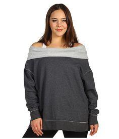 Moving Comfort Plus Size Urban Gym Sweatshirt