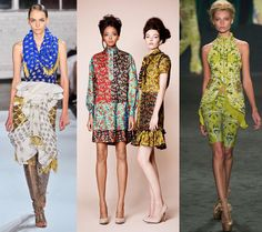 10 Top Spring 2013 Fashion Trends (What They - The Fashion Bomb