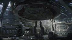 Halo concept art science fiction 4 concept, art, science, fiction) via www. Architecture Collage, Concept Architecture, Architecture Design, 4 Wallpaper, Widescreen Wallpaper, Science Art, Science Fiction, Design Process, Halo