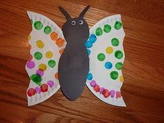 Squish Preschool Ideas: April-Insects-Butterfly - great blog post with tons of activities that work on fine motor/visual motor skills!